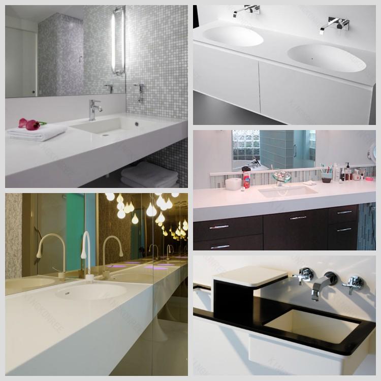 Prefabricated Bathroom Countertops