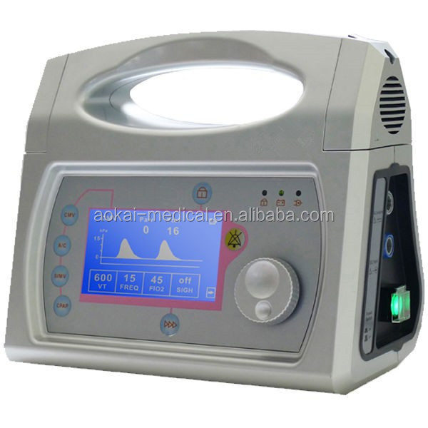 AV-2000C2 Icu Portable Emergency ventilator brands