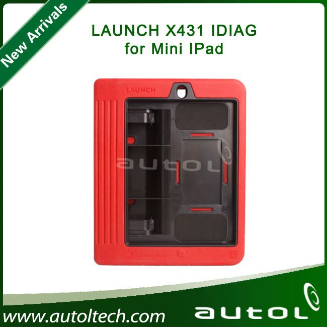 X-431 AutoDiag for Mini Ipad OBDII Scanner Update on Launch Website