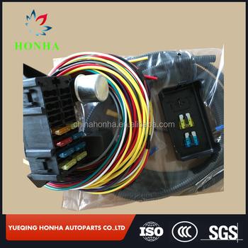 8 circuit fuse box universalstreet hot rat rod car truck 12v 24 wire rh wholesaler alibaba com should a car fuse box get hot
