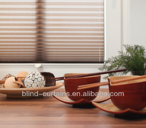 Cheap plisse curtain/plissee blind/plisse blind