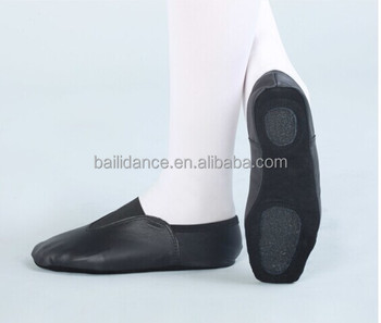 D019000 Dttrol wholesale women genuine leather flat yoga shoes