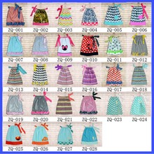 Latest Pillowcase Dress with Lovely Design Suitable for Baby Little Girls 28 Color and Design Available