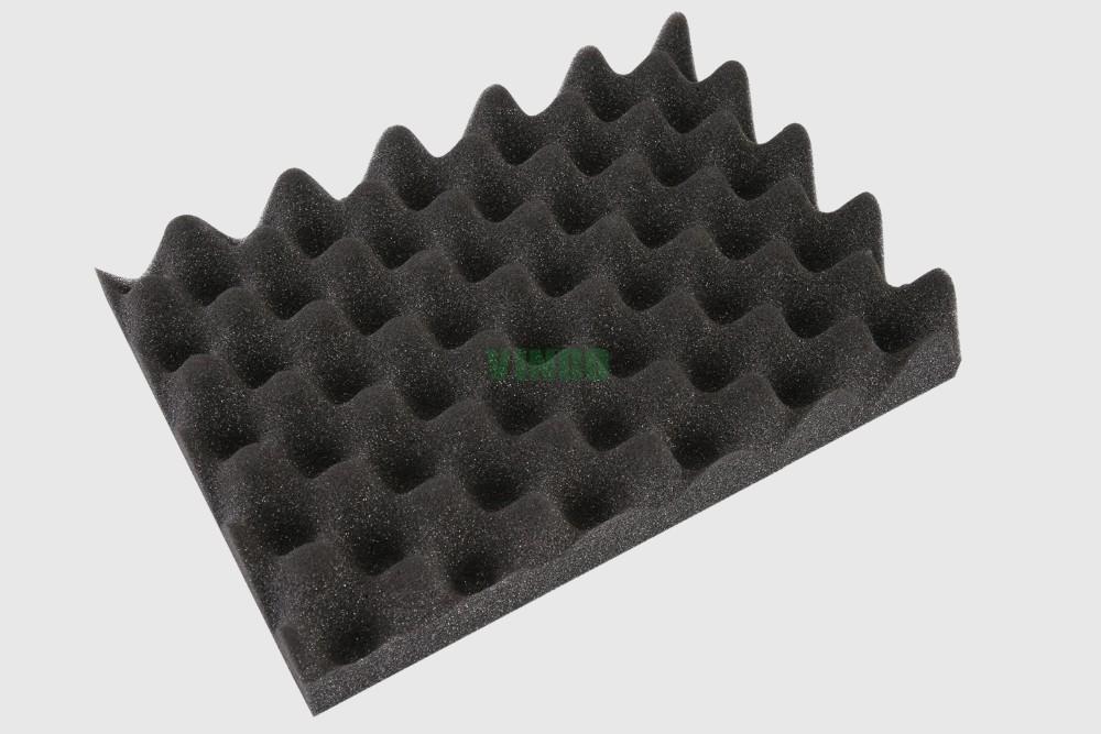 Acoustic Foam For Speaker Cabinet Sponge Eggcrate Foam