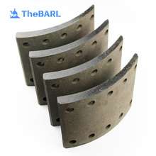Chinese Factory Supplier Truck Drum Brake Linings Manufacturers