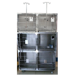 Customized dog cage kennel Modular Oxygen Pet Cage