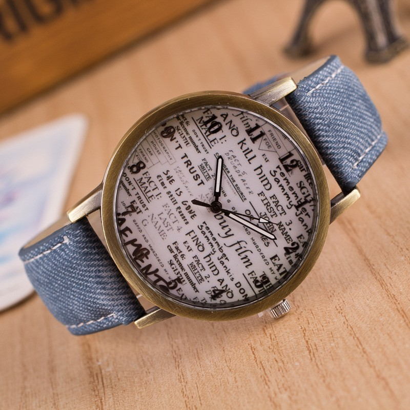Young men and women lovers personal student watches