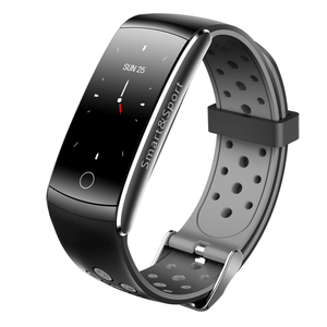 Q8S Wristband IP68 Waterproof Heart Rate Monitor Blood Pressure Fitness Tracker Wearable Devices Smart Watch for Android IOS