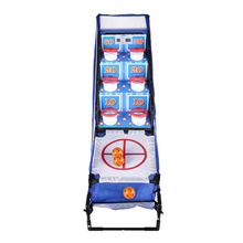 Indoor sport toys game electronic kids basketball