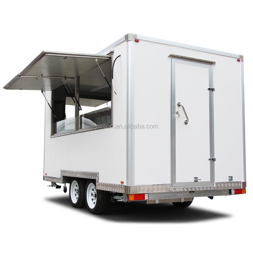 Mobile Kitchen Container Kiosk Coffee Trucks For Sale In Dubai Mini ...