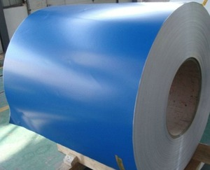 color coated aluminum coil Made in China