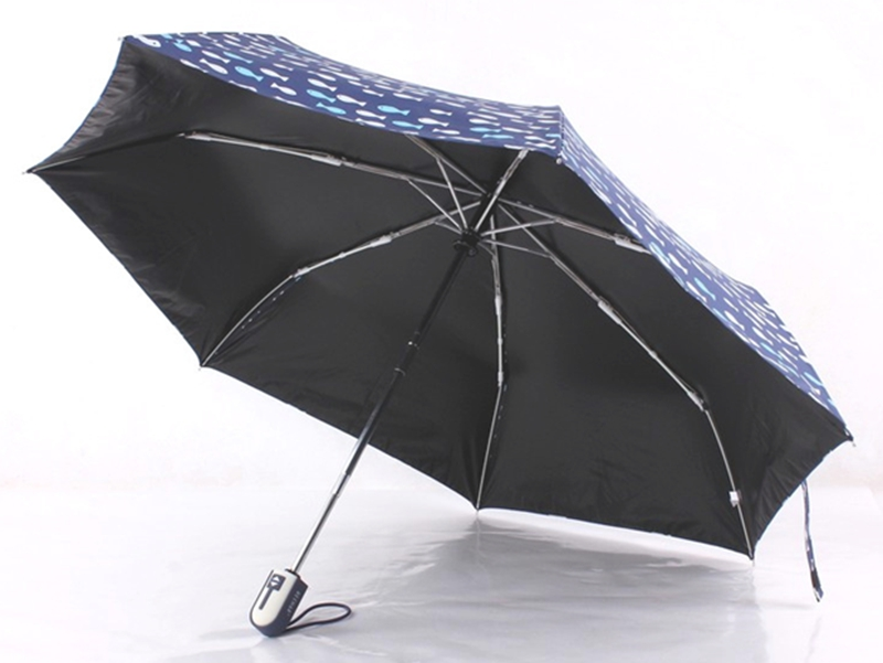 3715507f2539 Brand quality Creative women umbrella rain brand 3 folding UV parapluie  women beach sun parasol lady sun umbrellas wholesale - us545