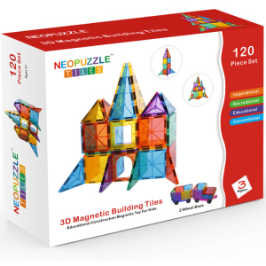 Baby Building Blocks Cheap Plastic Set Magnetic Stacking Maze Construction Kit Neoformers Diy Toy For Kids