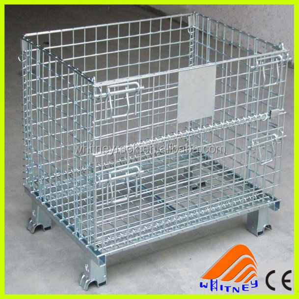 china Steel Warehouse Cage rat breeding cage pipe fitting storage cage