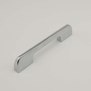 Furniture hardware Chrome brushed Cabinet handles and pulls