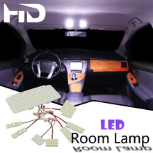 12 v LED auto led lichtkoepel dak licht voor <span class=keywords><strong>Hiace</strong></span> <span class=keywords><strong>200</strong></span> <span class=keywords><strong>Hiace</strong></span> 300