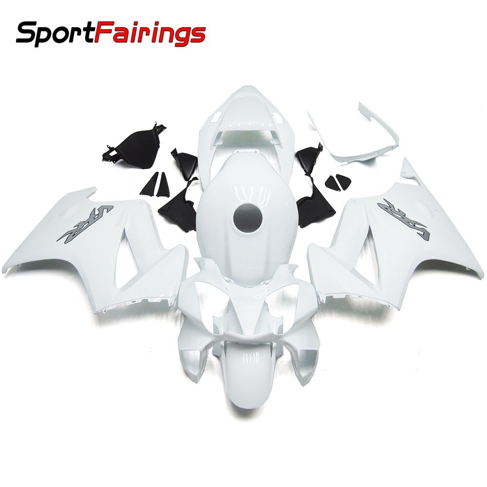 Sportfairings Injection Fairing Kits For Honda VFR800 RC46 Year 2002-2012 Fairings ABS White Pearl Panels