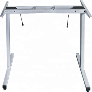 Electric Sit to Stand adjustable executive desk