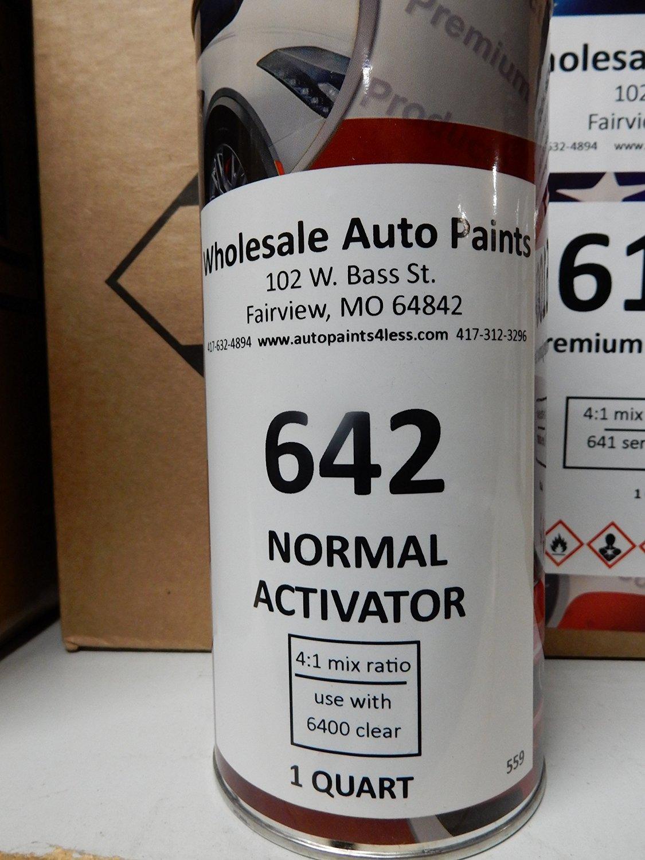 Buy Urethane Medium Dry Clear Coat & Paint Activator