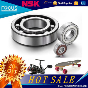 Nsk cam follower ball bearing Mr188 Mr188zz