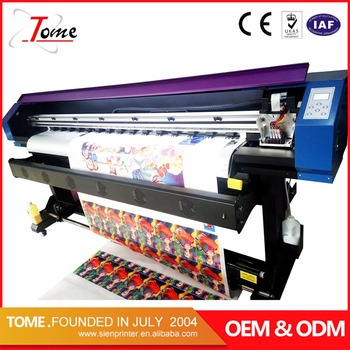 used large format printers for sale New Machine Large Format Used Eco Solvent Vinyl And Banner Printer ...