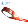 custom printing hot melt bag sealing security void tape