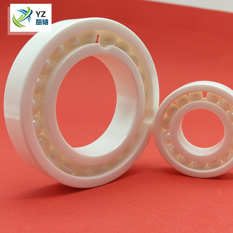 High temperature full ceramic magnetic bearings 608