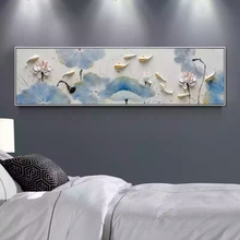 Home Decoration Flower Art 3D Painting For Wall