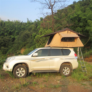 Camping Flat Car Bed Top tent For Sale China Manufacturer