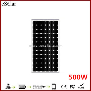 500W Solar Energy System for TV/Fan/Lamps