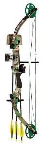 Bear Archery Odyssey II Compound Bow Set