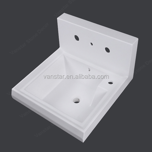 Royal Quality Solid Surface Stone Vanity Wash Basin