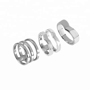 2018 new products bolo jewelry midi silver knuckle ring set