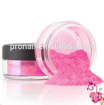 New Glitter Nail Art Acrylic Powder Diy Magic Mirror Pearl Dust Polishing