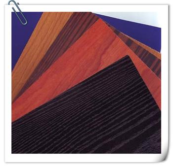 Furniture Laminate Sheet Wood Grain Paper Laminate