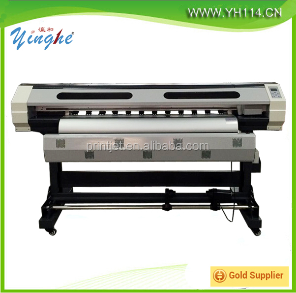 HOT sale 1.8m width DX5 Heads sublimation eco solvent printer for transfer textile
