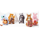 Cute Animals Creative Cookies Candy Gifts Packaging Bags