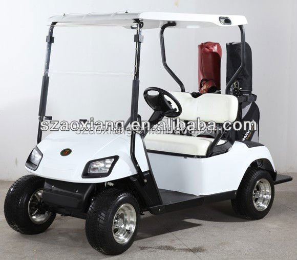 CE approved 2 seater club car brands of golf carts|AX-C2-G