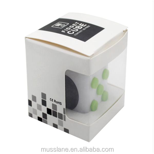 2017 New Product Adult Toy Fidget Cube 1.0 Fidget Toy