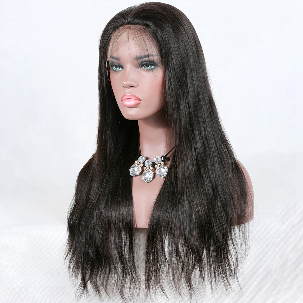 Premier PLFW013 Peruvian straight full lace front wigs фото