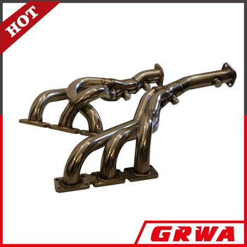 High Performance Exhaust header/manifold for BMW E36 323i 325i 328i M3 92-98 3.0L 3.2L