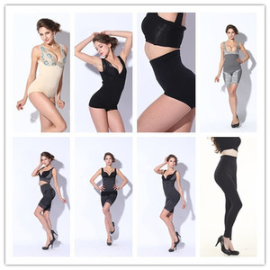 Different kinds of body shapewear for women/seamless
