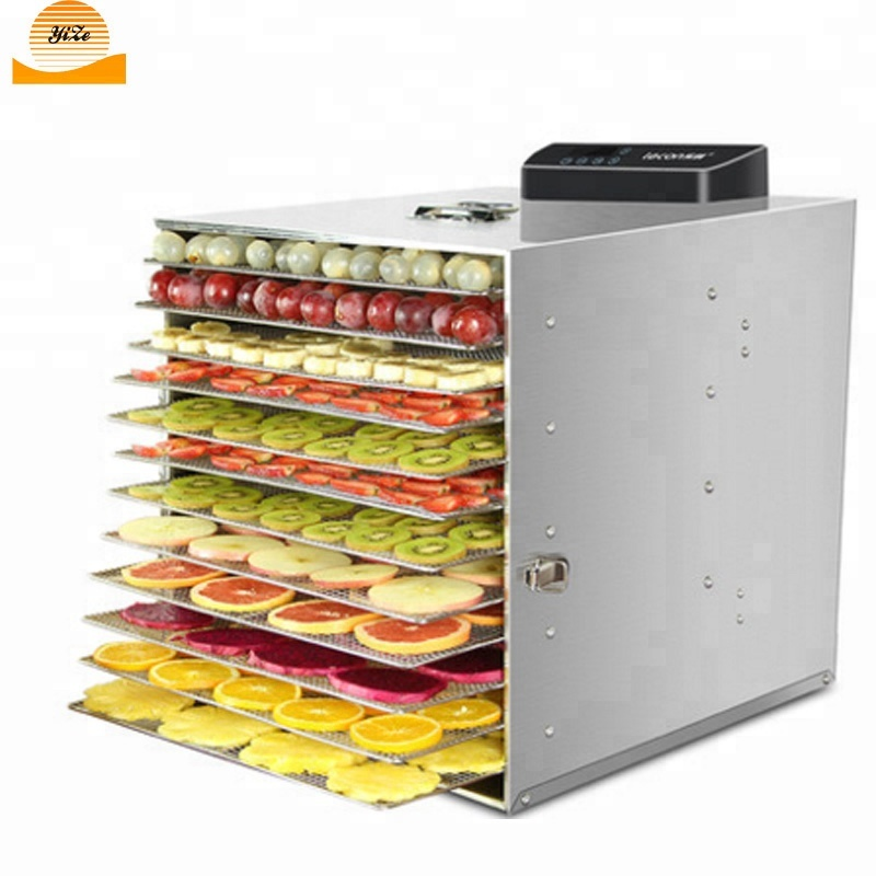 10 layers small fruit drying machine mini food dehydrator for fruits