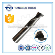 TG OEM HSS Solid Carbide Taper Ball Nose End Mills