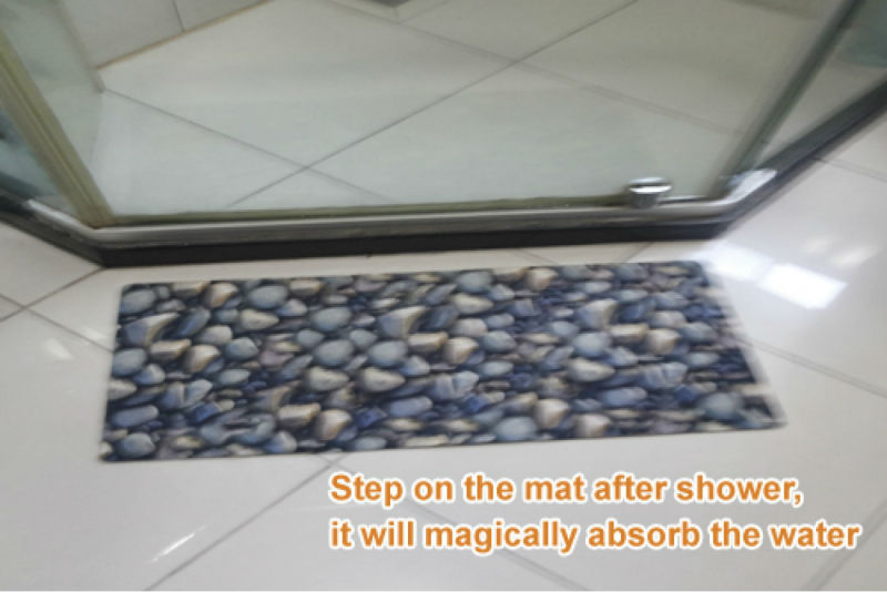 Pebble Stone Bath Mats, Pebble Stone Bath Mats Suppliers and ...