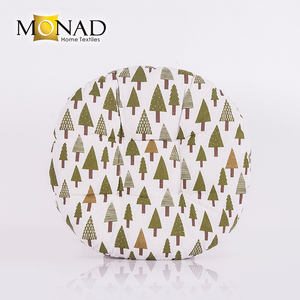 Monad outdoor green cute tree large floor seat cushion