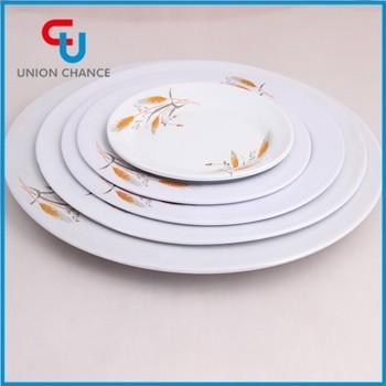 types of printed dinner plates for restaurant  sc 1 st  Alibaba & Types Of Printed Dinner Plates For Restaurant - Buy Melamine ...