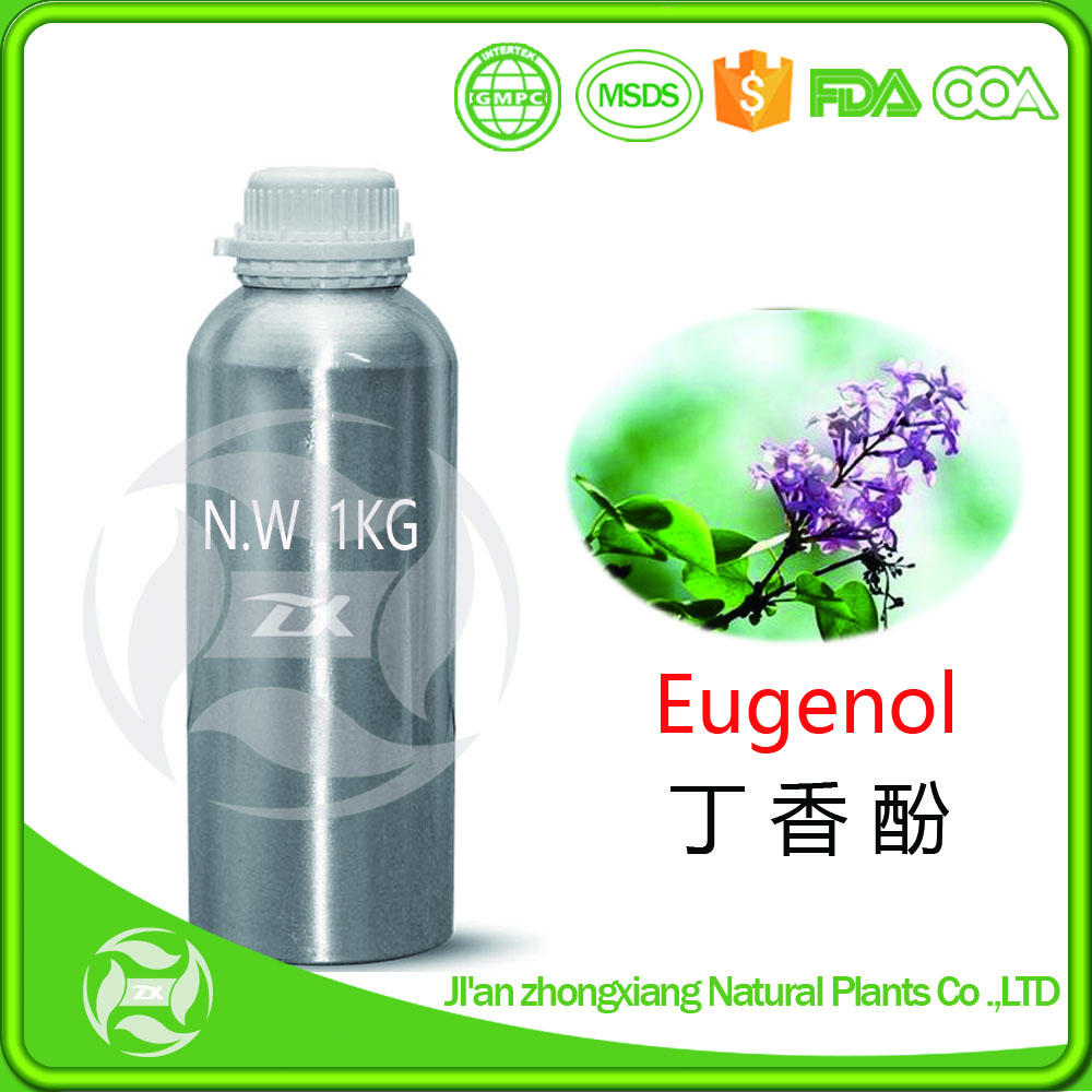 pure eugenol in Essential oil