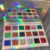 Wholesale Waterproof Glitter Makeup 18 color private label eye shadow palette