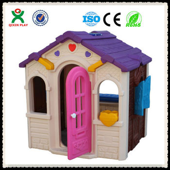 Eco Friendly And Professional Colorful Non Toxic Children Indoor Playhouse/kids  Plastic Playhouse